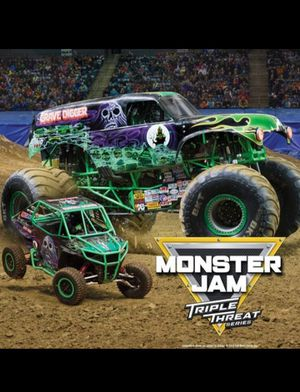 Monster Jam tickets//Boletos para Monster Jam. for Sale in Chicago, IL