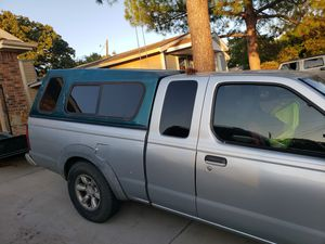 Camper nissan frontier for Sale in Irving, TX