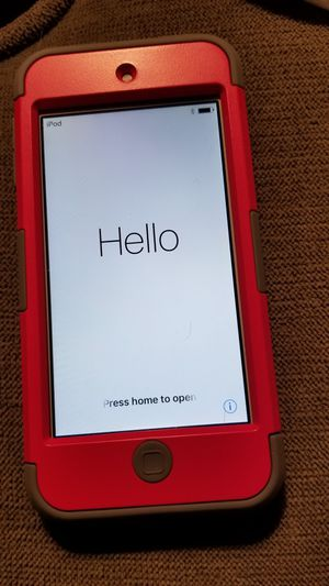 Ipod 6th Gen 16gb NEW for Sale in Snohomish, WA