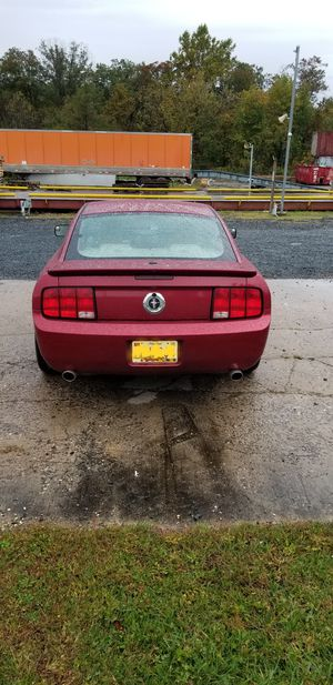 Ford Mustang V6 2007 título reconstruido for Sale in Halethorpe, MD