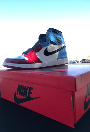 Jordan 1 retro High fearless UNC Chicago Men 10.5 for Sale in Fontana, CA
