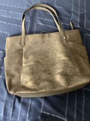 Stella & Dot Suede Tote Bag for Sale in Coconut Creek, FL