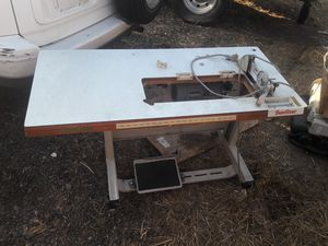 Sunstar industrial sewing machine for Sale in Morgan Hill, CA