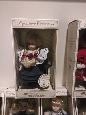 Porcelains Collectibles Limited Edition by Barbra Lee for Sale in Silver Spring, MD