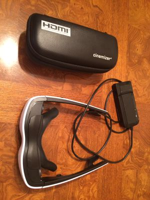 Zeiss Cinemizer 1909-127 OLED Drone / Video Glasses for Sale in Kernersville, NC