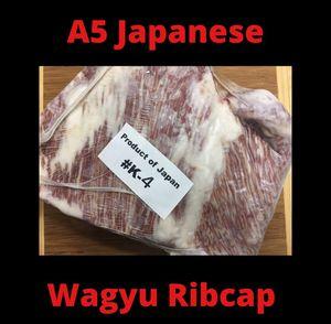 A5 Wagyu Ribcap for Sale in Clovis, CA
