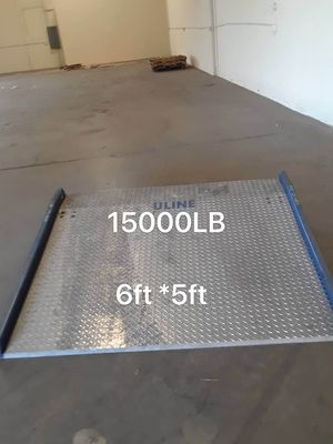 Loading dock ramps 6ft*5ft $600 for Sale in Walnut, CA
