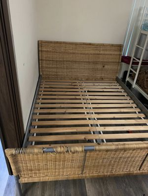 IKEA Bed frame Queen size for Sale in Sunnyvale, CA