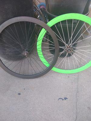 "700"" set of wheels for Sale in El Monte, CA"