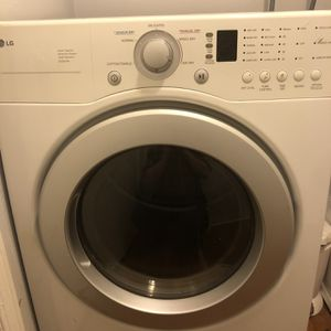 LG DLE2516W Dryer Unit for Sale in Portland, OR