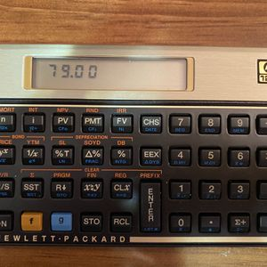 HP-12C Calculator for Sale in Happy Valley, OR