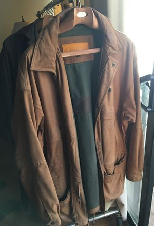 Timberland heavy brown jacket XL for Sale in Los Angeles, CA