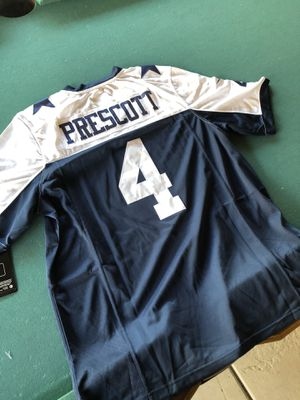 Cowboys jersey Prescott Large for Sale in Fresno, CA