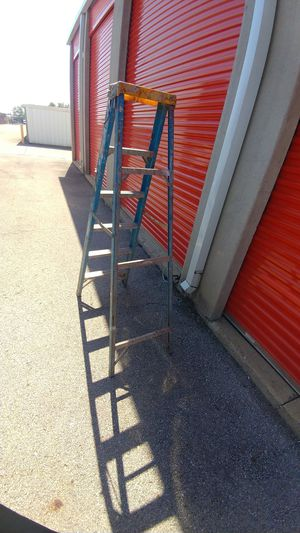 6 foot Werner ladder for Sale in Columbus, OH