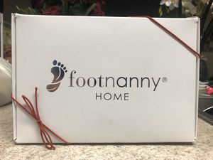 Footnanny Foot Cream Treatment Pamper Box Set for Sale in Escondido, CA
