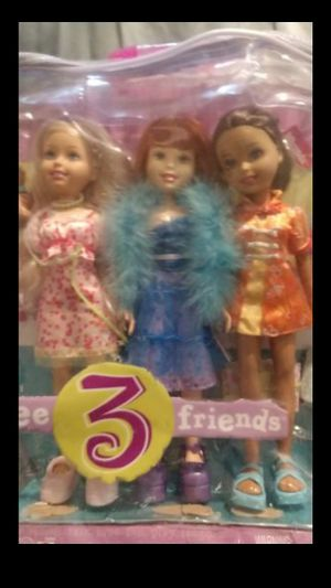 Barbie's wee 3 friends party for Sale in Santa Ana, CA