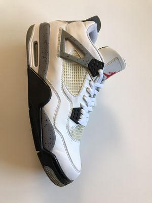 Air Jordan 4 Retro White Cement 2012 release for Sale in PA, US