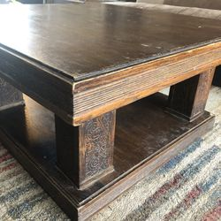 Unique Antique Coffee Table for Sale in Portland,  OR