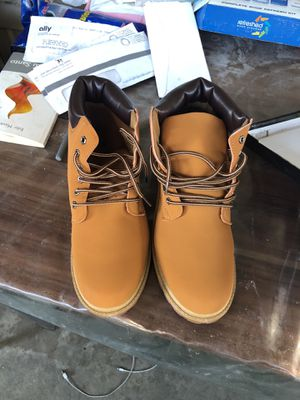 Work boots size 12 for Sale in El Monte, CA