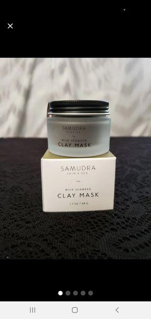 NIB Samudra Wild Seaweed Clay Mask for Sale in St. Louis, MO