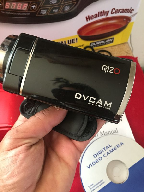 Rivo DCCAM Never used all equipment - digital camera