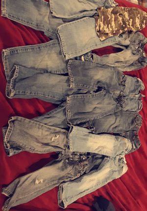 2T boys Jean's, and sweatpants for Sale in Dunkerton, IA
