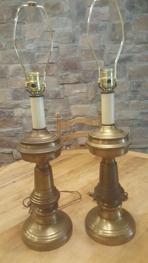 2 lamps for Sale in Chandler, AZ
