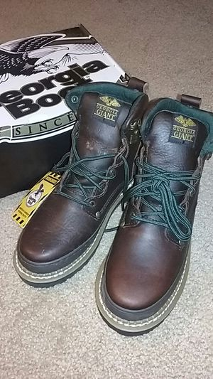 Georgia Giant work boots for Sale in North Ridgeville, OH
