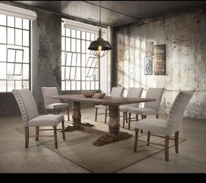 Table & 8 Chairs for Sale in The Bronx, NY