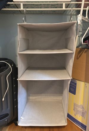 Hanging Closet Organizer (Fabric) FREE for Sale in Bloomfield, NJ