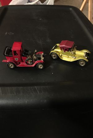 Matchbox Cars Models of Yesteryear Made in England by Lesley for Sale in Scottsdale, AZ