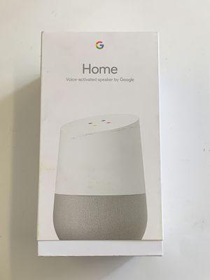 Google Home Smart Speaker w/ Google Assistant for Sale in Garden Grove, CA