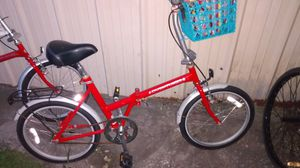 To adventure folding bikes for Sale in Hudson, FL