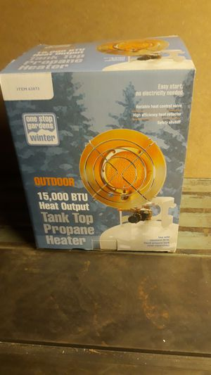 Propane heater for Sale in Fall River, MA