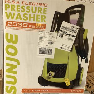 New Pressure Washer Machine for Sale in Rockville, MD