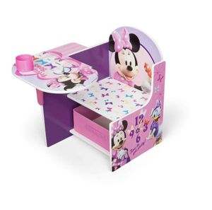 Minnie Mouse chair desk with storage for Sale in Queens, NY