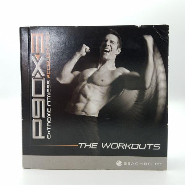 P90X and P90X3 Workout DVDs Incomplete
