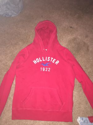 Hollister hoodie for Sale in Porter, TX