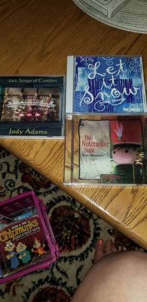 3 Christmas cds for Sale in Colorado Springs, CO