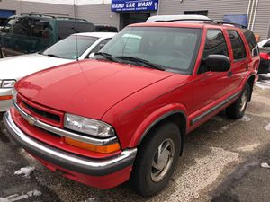 2000 CHEVY BLAZER 4x4 runs great for Sale in Teaneck, NJ
