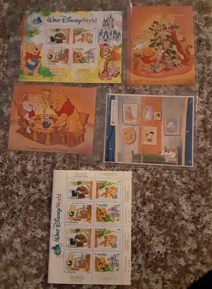 Disney stamp collection for Sale in Layton, UT
