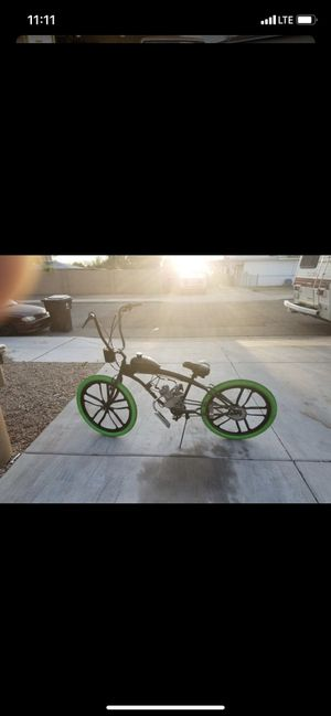 Custom moterized bike for Sale in Scottsdale, AZ