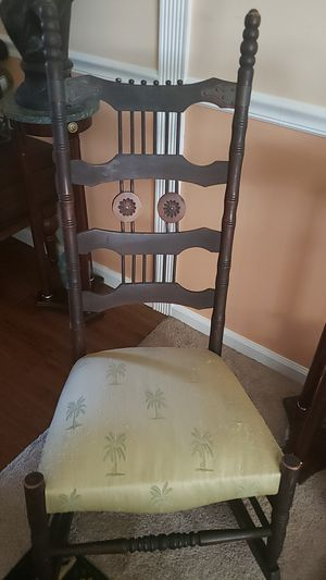 Antique Rocking Chair for Sale in West Palm Beach, FL
