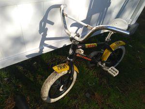 Old school Schwinn Tiger kids bike for Sale in Kent, WA
