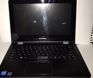 Lenovo Touchscreen Chromebook for Sale in Willow Spring, NC