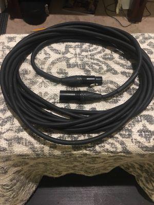 Livewire Elite Quad XLR Cable - 25 ft for Sale in Houston, TX