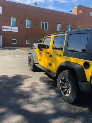 2008 Jeep Wrangler for Sale in Queens, NY