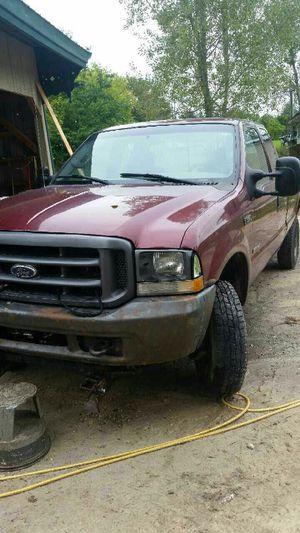Ford F 250 HD 4x4 with plow for Sale in Boyne City, MI