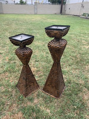 Candle holders for Sale in Cypress, CA