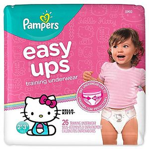 pampers easy ups for Sale in Fremont, CA